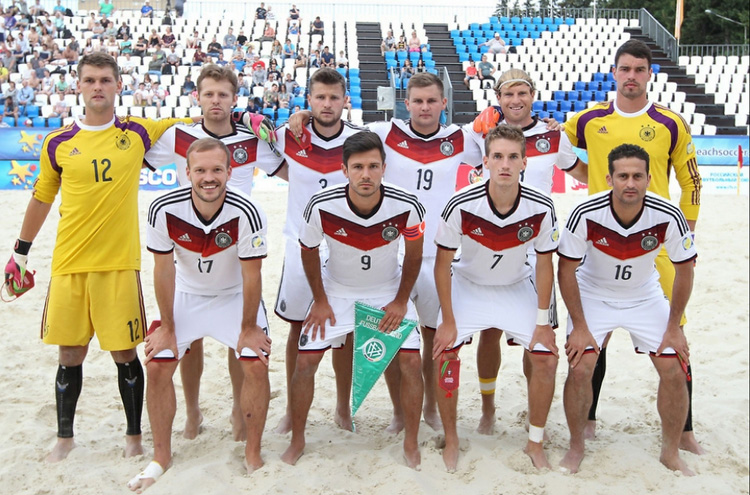 Beachsoccer Nationalmannschaft