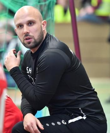 Trainer Sven Hozjak