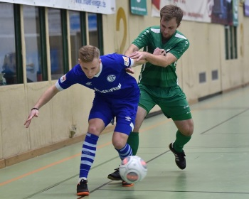 Spiel um Platz 3 2019 Gerrit Mahmutovic gegen Schalke