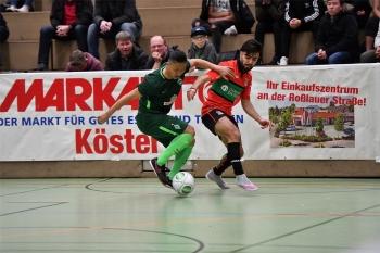 Spielszene Bremen - Nijmegen 2018
